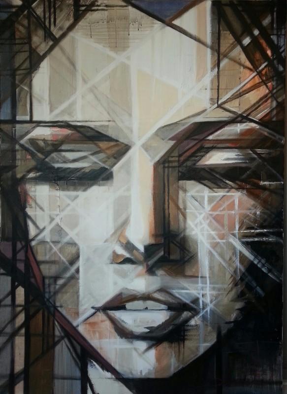 140x100 Acryl on canvas