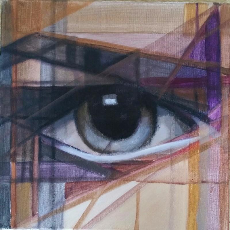 30x30 Acryl on canvas  SOLD